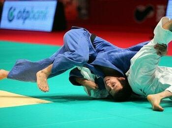 「一本を取る」見栄えのする柔道へ。新ルールに日本は対応できるか?<Number Web> photograph by Daiki Kitamura/AFLO