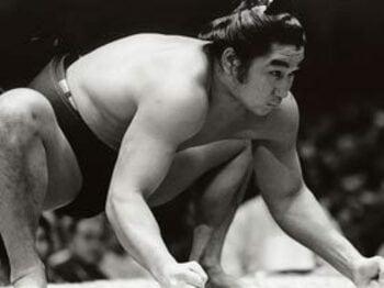 二子山親方、55歳の逝去。その早過ぎた死を想う。<Number Web> photograph by Masahiko Ishii
