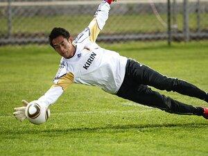 """川口、楢崎、稲本、俊輔、玉田……。""""ドイツW杯組""""が支えたチーム力。"""