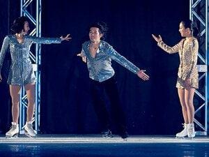 浅田真央 私のスケート愛(3)「頼もしい無良っち」