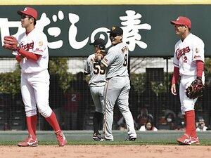 小関順二の2019セ・リーグ大胆予想。本命カープ、対抗巨人に続くのは?