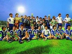 「黄金世代」と呼ばれて20年。日本サッカーに名を刻んだ若者たち。