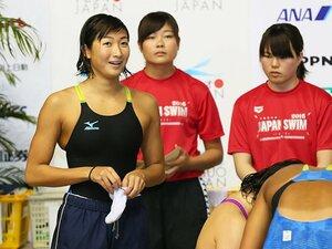 個人競技の水泳で、リレーは特別。15歳・池江璃花子に五輪はどう映る?