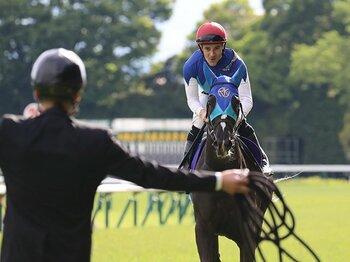 一度は条件戦に落ちた馬がGI勝利。アドマイヤリードの器はいかほどか。<Number Web> photograph by Yuji Takahashi