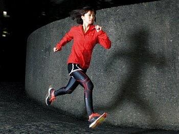 <私とカラダづくり> 安田美沙子 「234kmを走るためのココロとカラダ」<Number Web> photograph by Atsushi Hashimoto