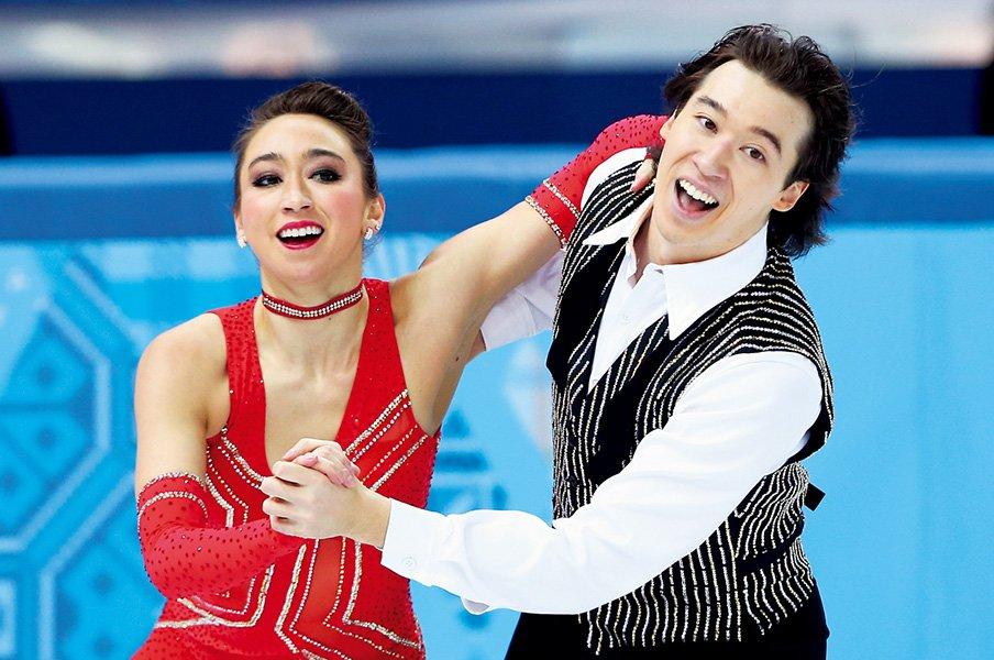指導者となった矢先の訃報。弟クリスへ姉から決意の言葉。~日本のスケート界を背負って~<Number Web> photograph by Getty Images