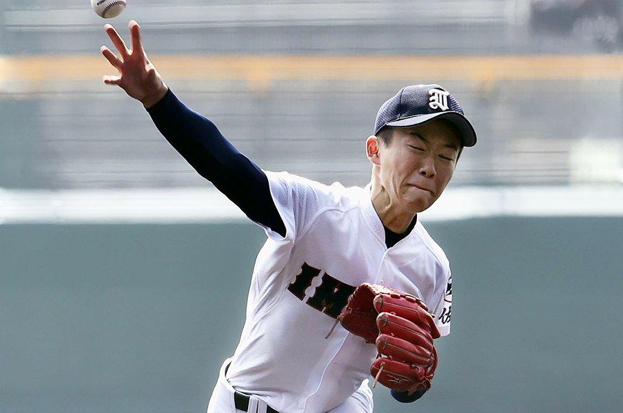 「選手の夢」欄に出るセンバツの姿。プロ志望と普通の高校生が戦う奇跡。<Number Web> photograph by Kyodo News
