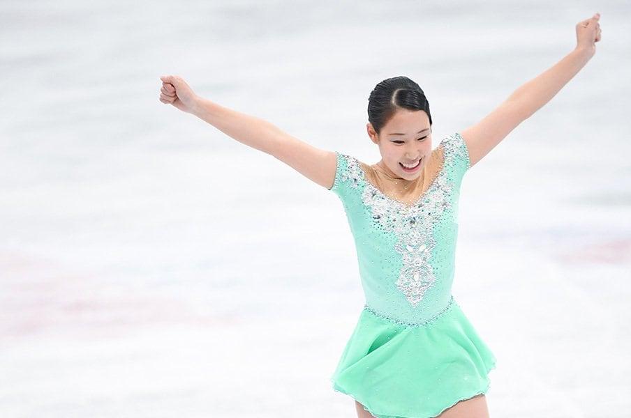 五輪2枠でも貴重な経験だった日本女子。平昌五輪に出てきたサプライズの予感。<Number Web> photograph by Asami Enomoto