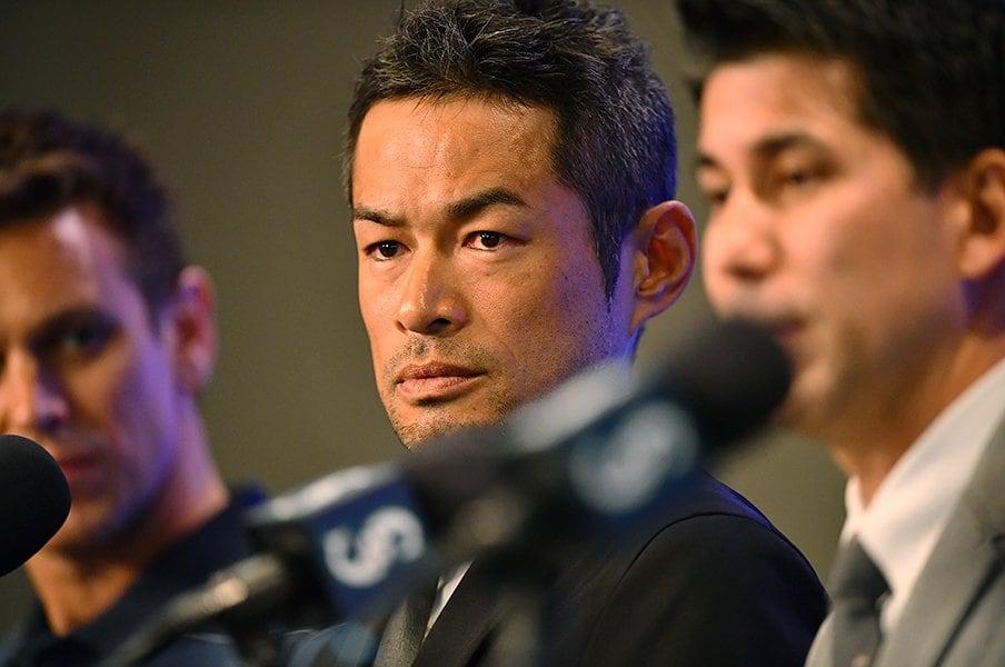 日本人に縁深いマリナーズの改革、イチロー&菊池雄星にも影響が?<Number Web> photograph by Getty Images