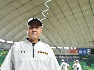 原辰徳インタビュー(1)「鳴かぬなら鳴くまで待たず選手を替える」