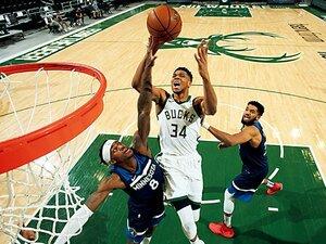 逆境を糧に成長するバックス。アデトクンボのポジティブ思考。~NBAでの連敗の意味~