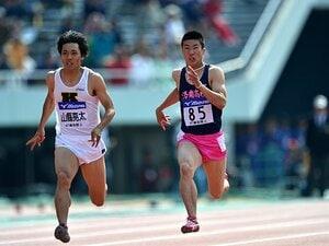 5月5日、日本人初の9秒台出るか?17歳・桐生祥秀とそのライバルたち。