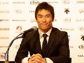 佐藤琢磨がついにIRL参戦表明。F1レーサーはインディで通用する?