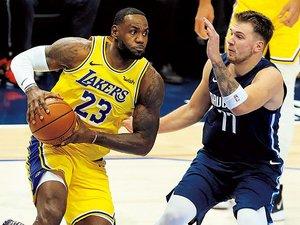 NBAのレジェンドと超新星、2人の思いが重なった日。~ドンチッチとレブロンの物語~