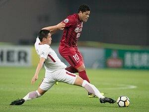鹿島はACLもリーグも優勝を目指す。上海相手に発揮した、勝つ方法論。