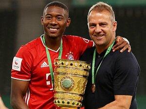 バイエルンを変えたフリック監督。悠々と国内2冠、CL優勝も現実的だ。