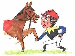 競馬における重要度、馬が何割、騎手が何割?