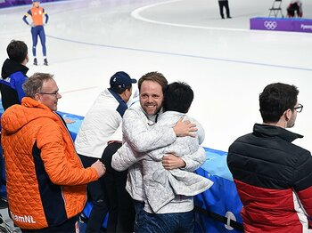 スピードスケートだけでメダル6個!日本を変えたデビットコーチの4年間。<Number Web> photograph by Naoya Sanuki/JMPA