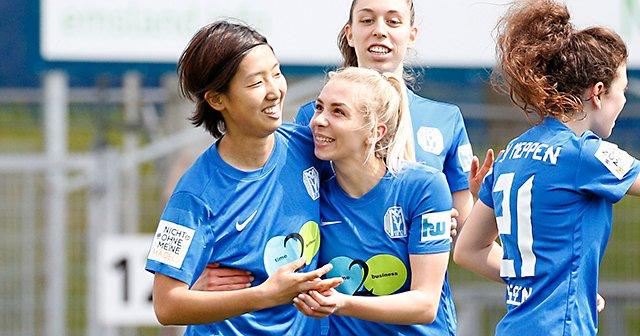 """「""""女性スポーツ界も頑張ろう""""という表現が嫌いなんです」 サッカー強豪校やドイツでプレーした下山田志帆が考える""""プロの価値""""って?"""