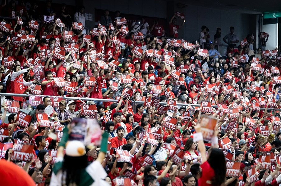 アクセスが悪いと集客に不利か。広島のスポーツ事情から考える。<Number Web> photograph by B.LEAGUE
