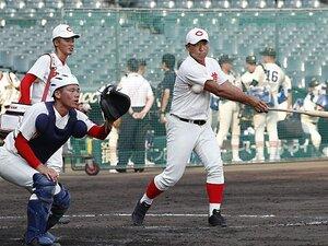 智弁和歌山を変えた中谷仁監督。捕手・東妻と投手陣で「守る」。