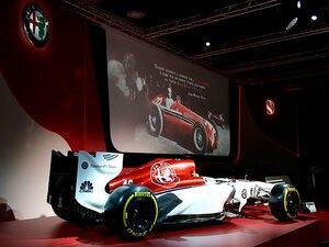 アルファ・ロメオ30年ぶりF1復帰。フェラーリの後押しと数奇な縁。