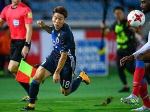 「こうやって代表選手は変わるんだ……」浅野拓磨が代表で感じた、ある変化。