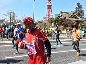 超高速コースにホスト店長が挑戦!?金哲彦、初めて東京マラソンを走る。