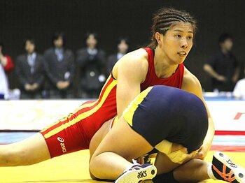 絶対女王・吉田沙保里の驚異のモチベーション。~金メダル獲得の向こう側へ~<Number Web> photograph by Shino Seki