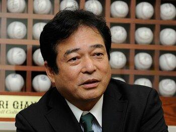 小笠原の後任となる三塁手は誰だ?巨人に必要なプロフェッショナルなGM。<Number Web> photograph by Keiji Ishikawa