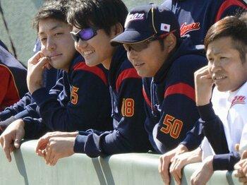 山本監督が優先したもの捨てたもの。WBC先発予想オーダーはこうなる!<Number Web> photograph by Kyodo News