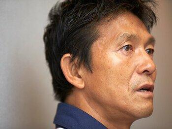 初めて明かす甲府での3年間の秘話。城福浩が語るサッカーの本質と課題。<Number Web> photograph by Tadashi Shirasawa