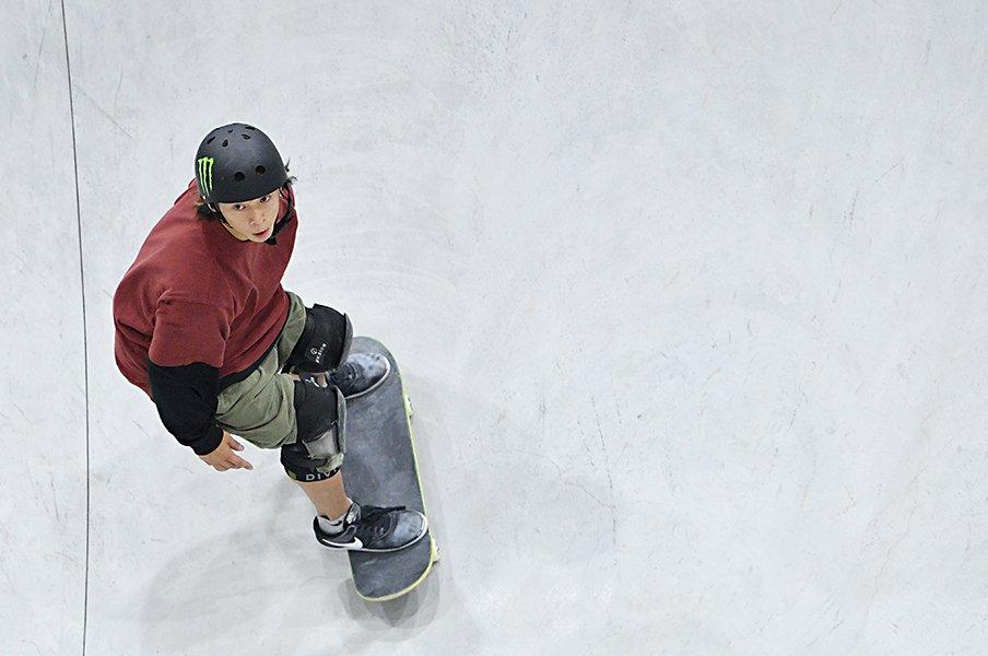 「スノボで得たもの」を失う危険を冒しても、平野歩夢が挑戦する理由。<Number Web> photograph by MATSUO.K/AFLO SPORT