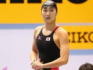 池江璃花子に感じた勢い、心配は……。伊藤華英がアジア選手権で感じた事。