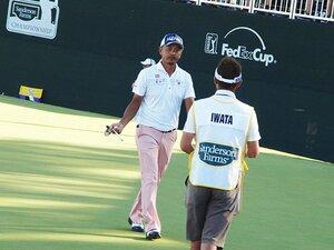 大学ゴルフ部の仲間が気にする男。岩田寛の「可愛さ」を知ってますか?