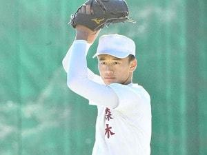 【ドラフト中間予想】投手部門1位森木大智(高知高)、プロ野球スカウトの本音は?「早熟だけで中学150キロは投げられない」