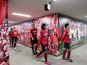 鹿島アントラーズが試合中継の制作に参画。~スタジアムを地域の発信拠点に~<Number Web> photograph by KASHIMA ANTLERS