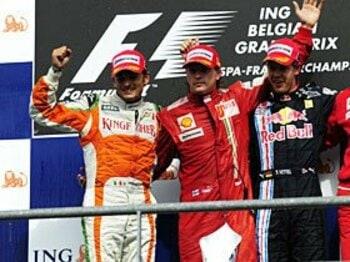 育成するか、引き抜くか。シート危機管理の必要性。~フェラーリ新ドライバーの過去~<Number Web> photograph by Hiroshi Kaneko
