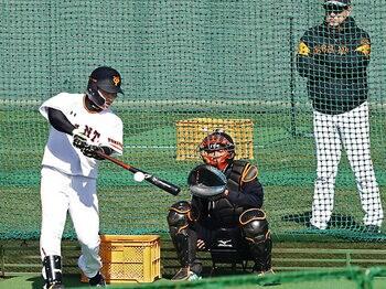 巨人キャンプにもう丸佳浩効果!原監督の狙い、坂本勇人の変化とは。<Number Web> photograph by Kyodo News