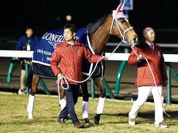 """「無事是名馬」を全うした""""ジェン子""""と厩務員の絆。~GI7勝の名牝を支えた名人芸~<Number Web> photograph by NIKKAN SPORTS"""