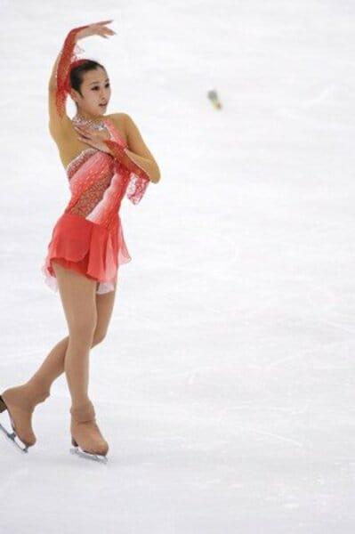 2008全日本フィギュアスケート選手権 女子フリー