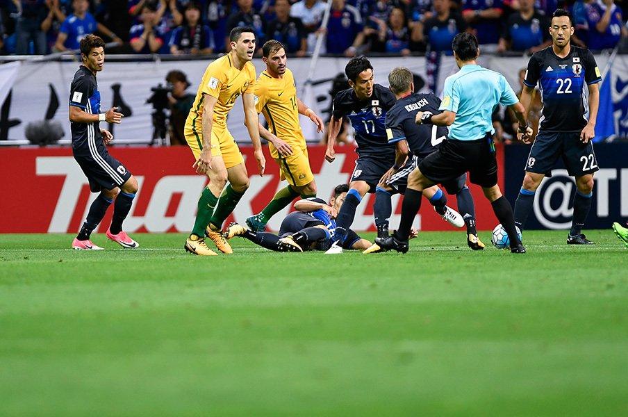 日本がW杯8強以上を狙うために。今の武器はまだリアリズムなのだ。<Number Web> photograph by Takuya Sugiyama