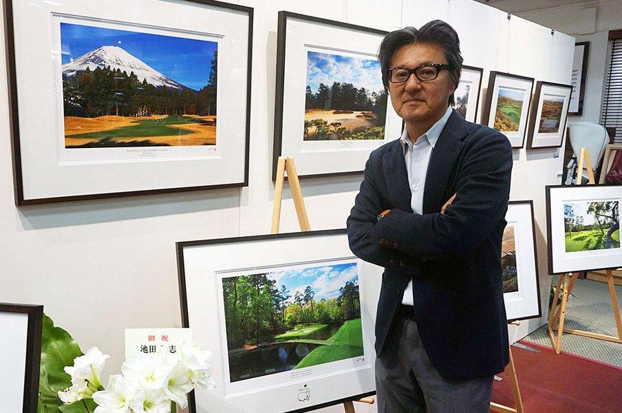 """30年間マスターズを撮り続けた男。レンズ越しに見た松山英樹の""""芯""""。<Number Web> photograph by Yoichi Katsuragawa"""