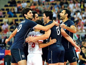 急成長するイランから日本が学ぶべきこと。~男子バレー、五輪出場への難敵~