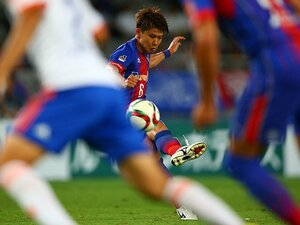 名クロッサー・佐藤由紀彦が解説する、FC東京・太田宏介のクロスの特殊性。