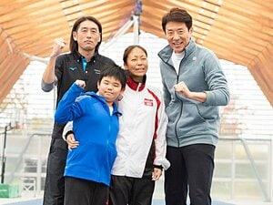 松岡修造とパラ陸上代表・高田千秋。元五輪選手コーチとの出会いとは?