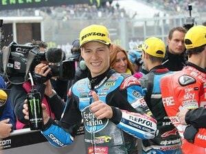 Moto3クラスに登場した久々のフランス人スター候補生。