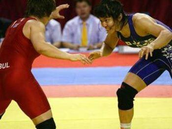 万全の対策で得た、女子レスリングの強さ。<Number Web> photograph by Keijiro Kai