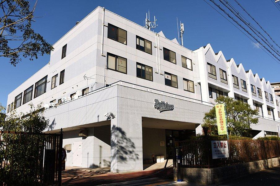 イチローの部屋が残る寮も撤退へ。オリックス、ついに神戸の地を去る。<Number Web> photograph by KYODO