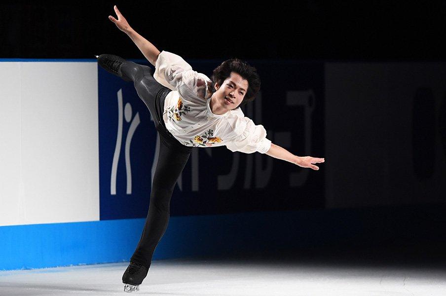 「フィギュアスケートは総合芸術」氷上の哲学者・町田樹、最後の演技。<Number Web> photograph by Asami Enomoto